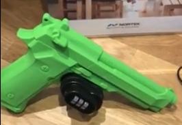Gun Guard Gun Lock